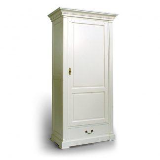 """Malovaný a barvený nábytek Šatní skříň se zásuvkou z programu """"PROVENCE"""""""