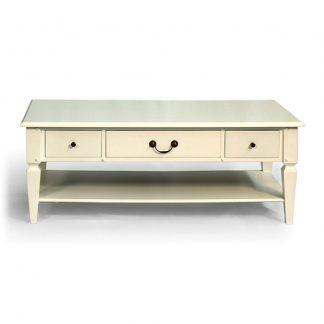 """Malované stoly a stolky Kávový stolek – program """"PROVENCE"""""""