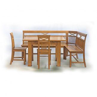 Stoly a stolky v rustikálním stylu Pro všechny, co přijdou…