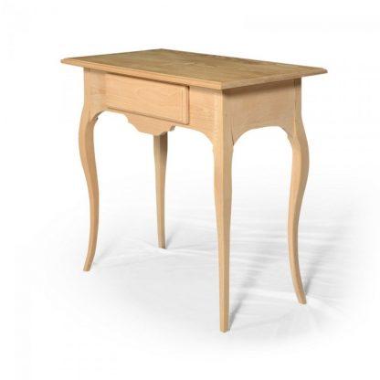Replika rokokového stolku.