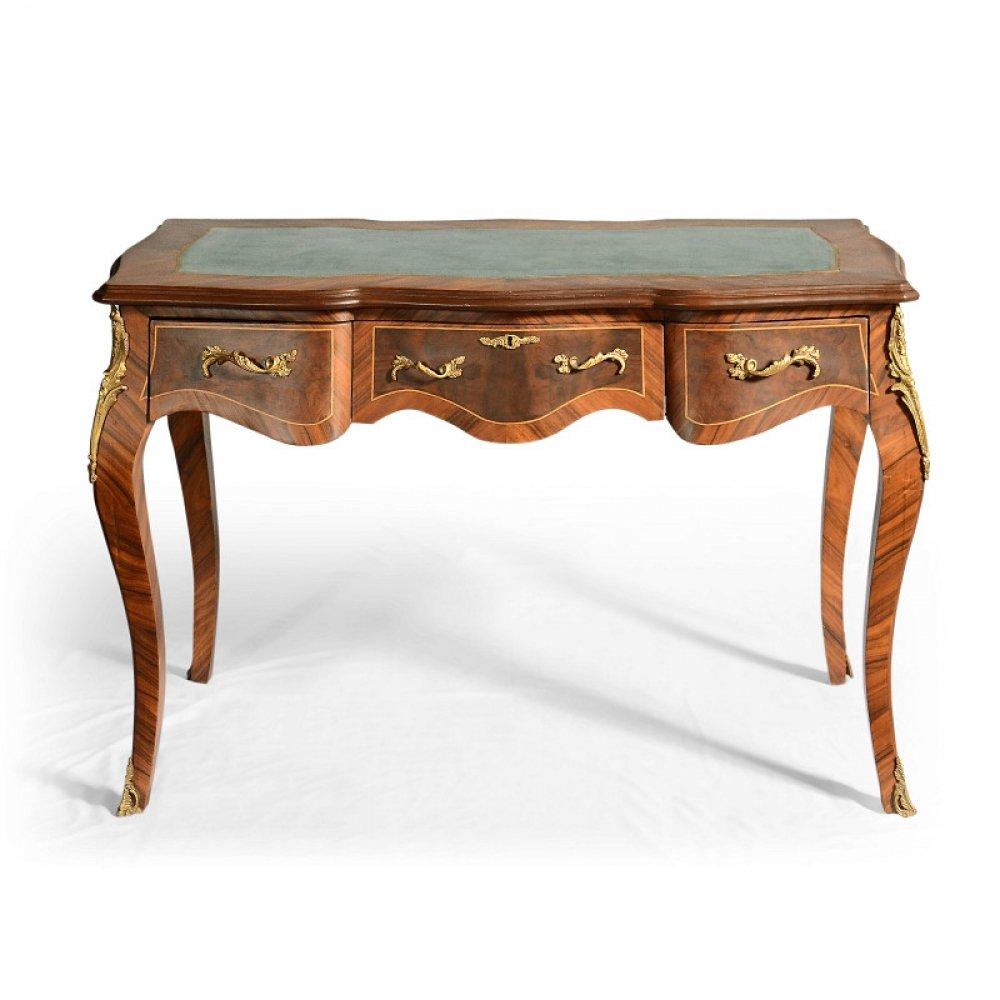 Zámecký psací stůl Svět pokladů
