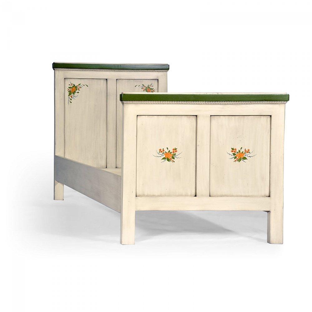 """Malované postele a nábytek do ložnic Malovaná postel ze série """"Le Florac"""""""