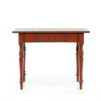 Malované stoly a stolky Na psaní i na svačinku.