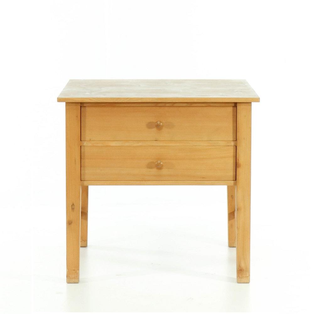 kuchyňský stolek z masivu Svět pokladů
