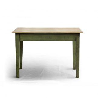 Malované stoly a stolky Irská zeleň