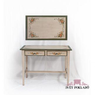 """Malované stoly a stolky Jídelní stůl ze série """"Le Florac"""""""