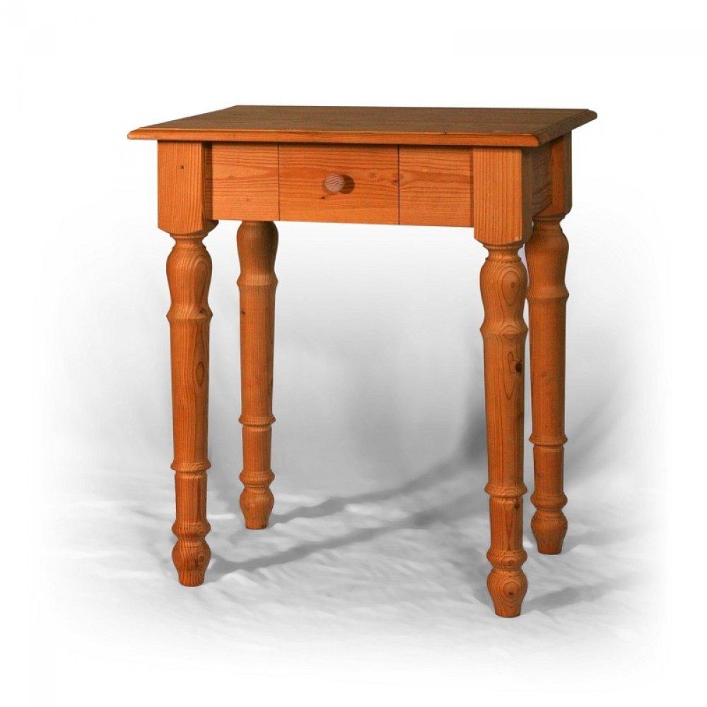 Malý stolek z masivu Svět pokladů