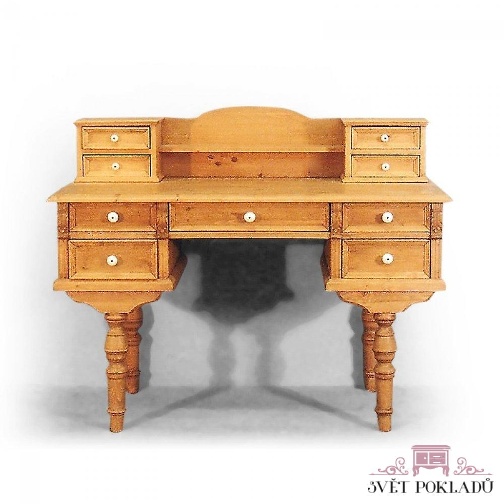 Replika psacího stolu