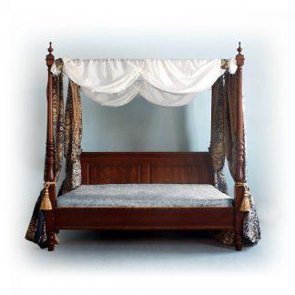 postel s nebesy Svět pokladů
