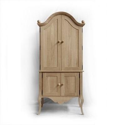 Ostatní nábytek - věšáky, police, policové skříňky, koutnice Příborník – policová skříňka z třešňového dřeva.