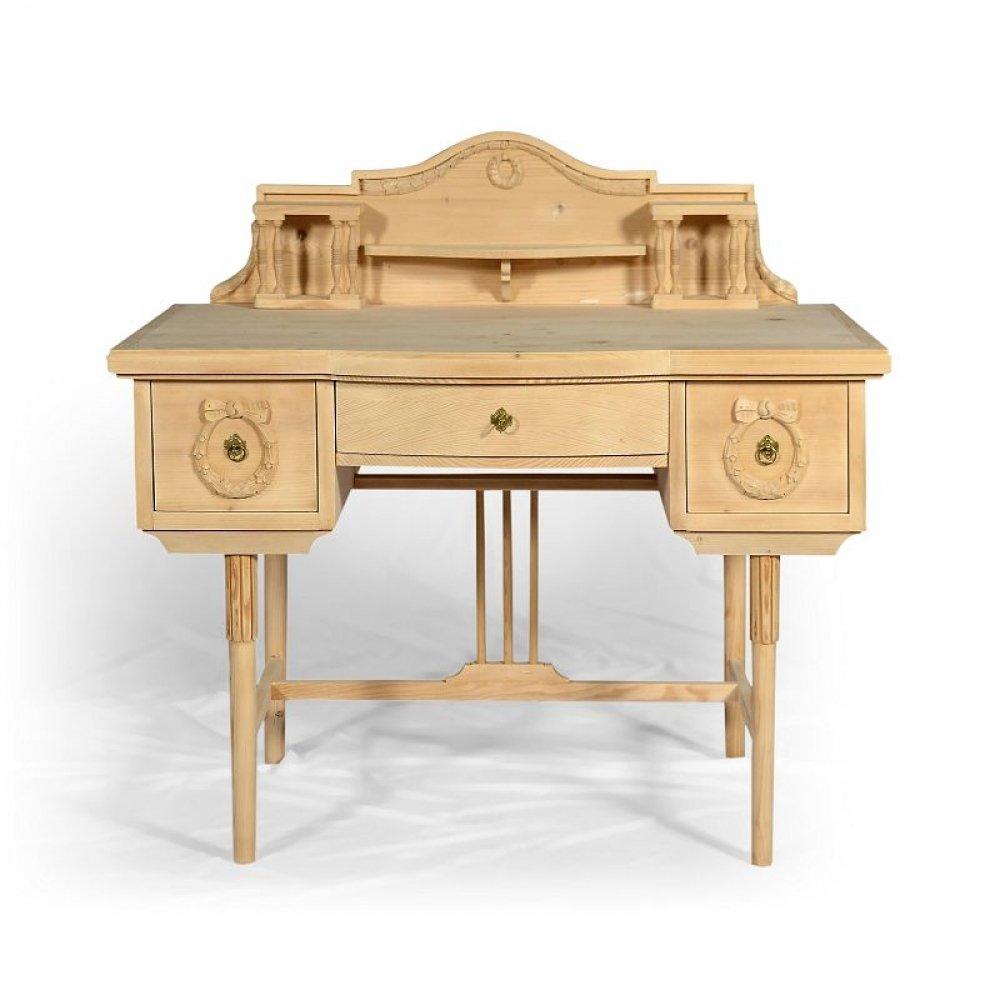Sekretáře a psací stolky Psací stůl v klasicisním stylu.