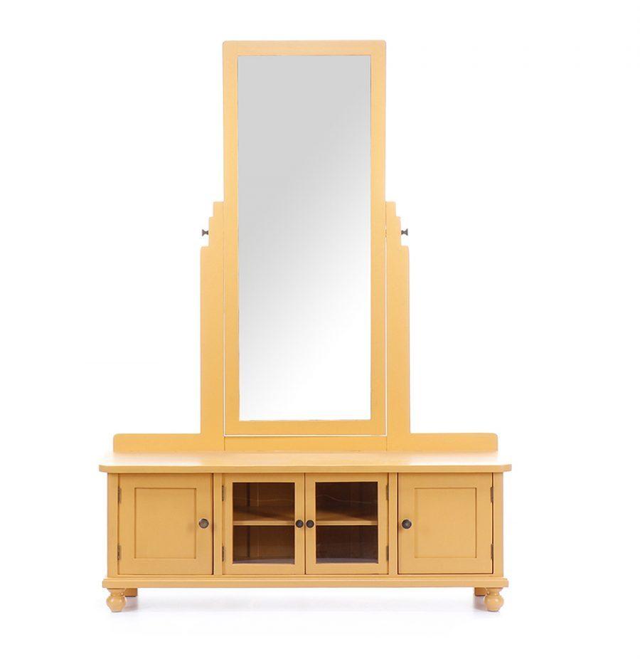 toaletní skříňka se zrcadlem Svět pokladů