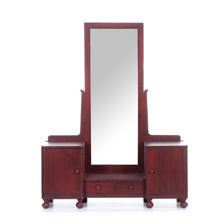 Toaletní komoda se zrcadlem Svět pokladů