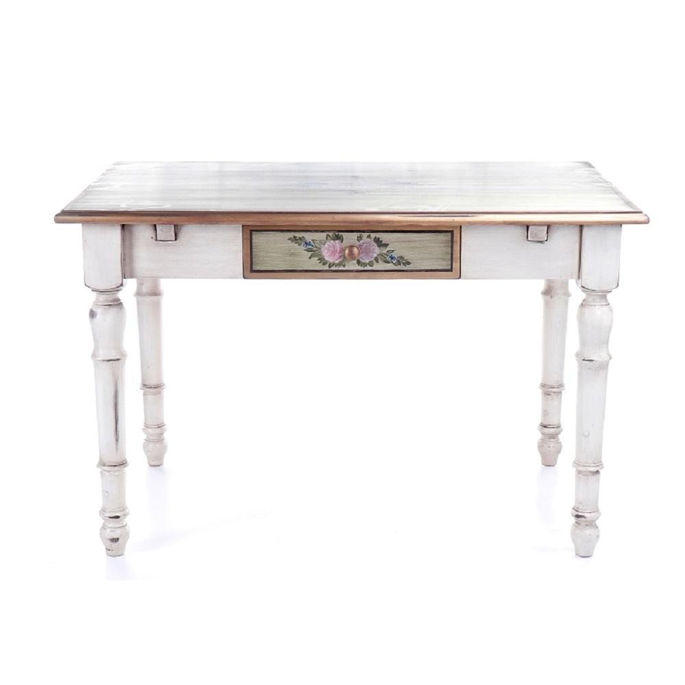 Replika malovaného jídelního stolu