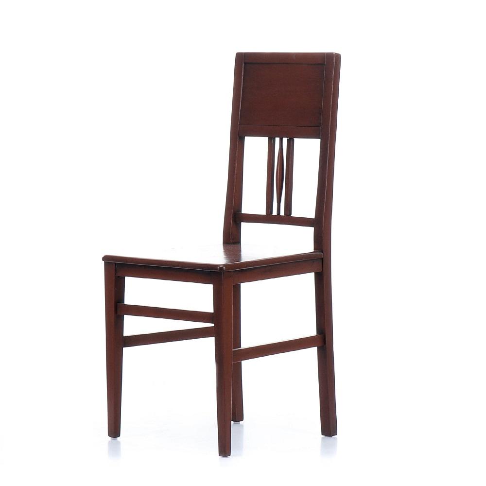 Starožitná židle po opravě