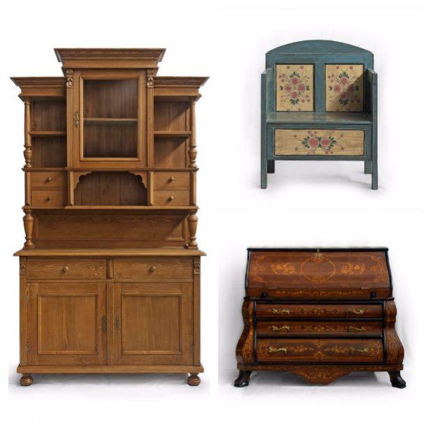 Výroba stylového nábytku na míru Svět pokladů