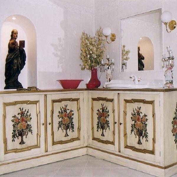 Výroba malovaného nábytku na zakázku Svět pokladů