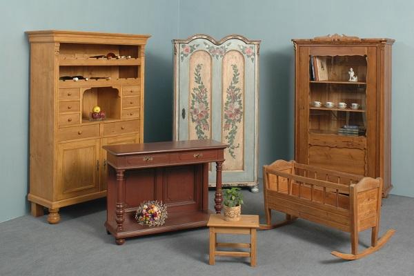 Výroby kopií starožitného nábytku Svět pokladů