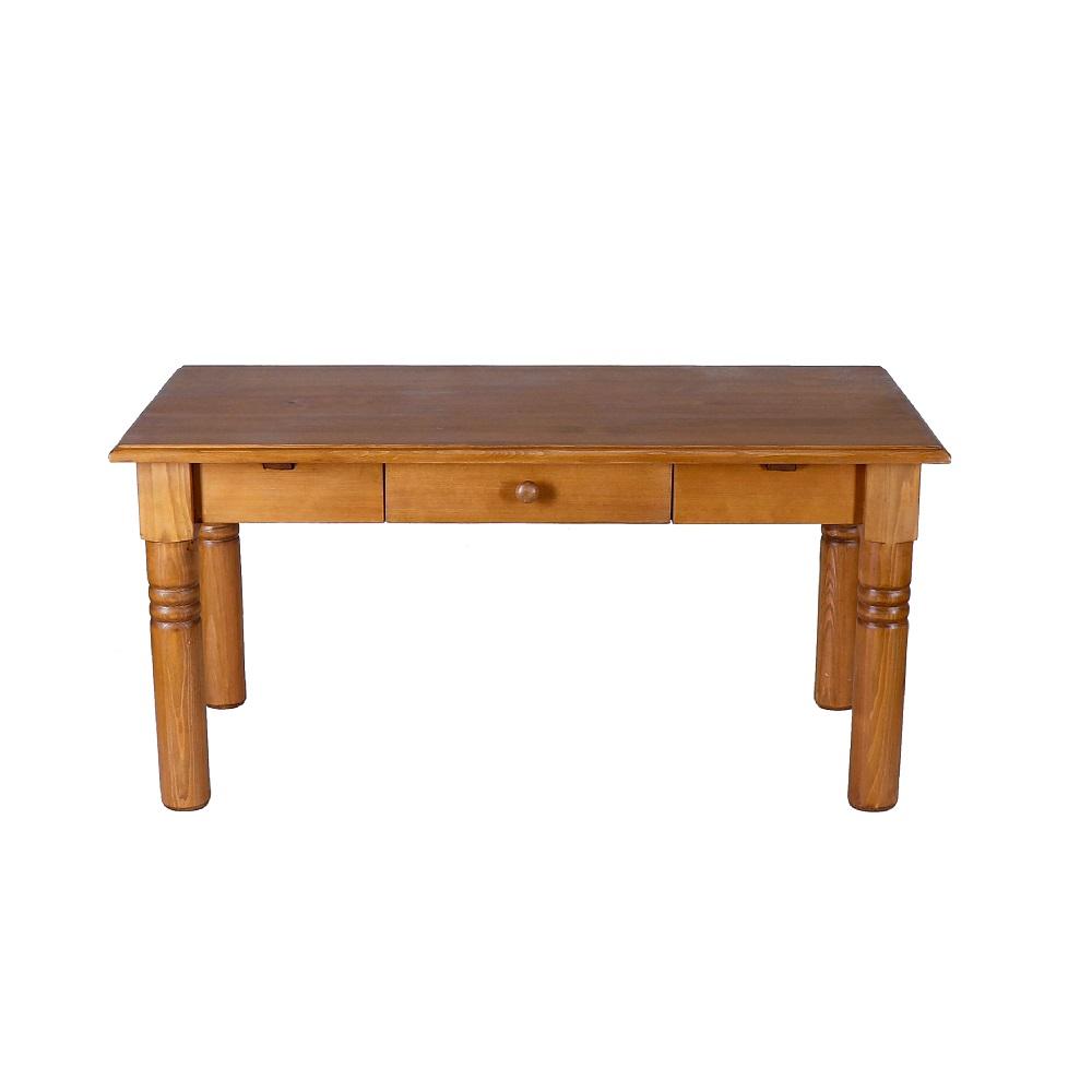 kávový konferenční stolek z masivu Svět pokladů
