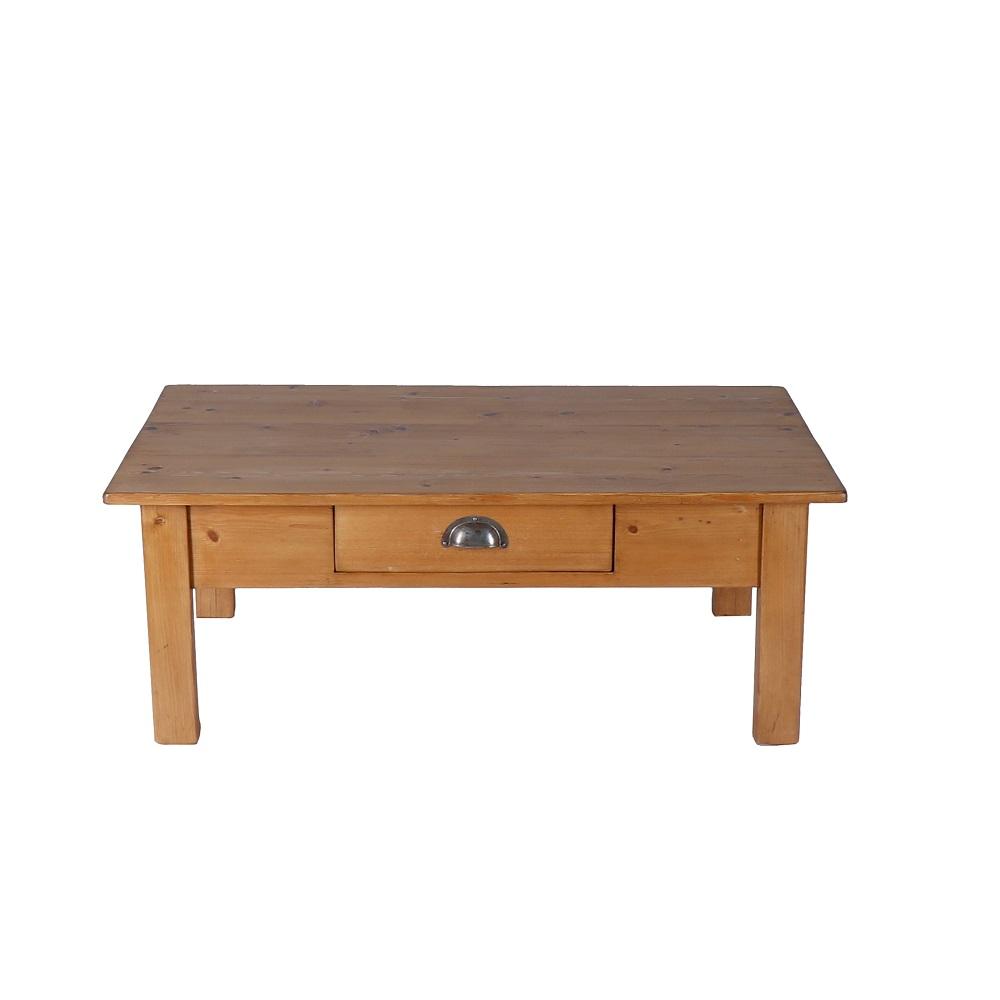 kávový nízký stolek Svět pokladů