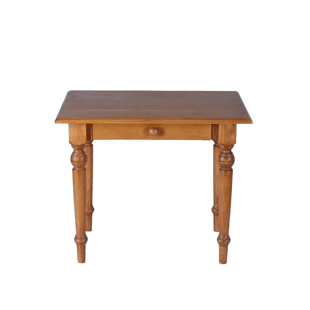 Stolek stoleček stůl z masivu Svět pokladů