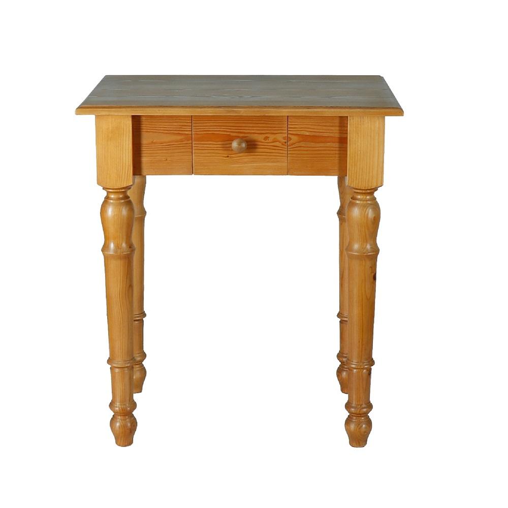 stůl stoleček z masivu Svět pokladů