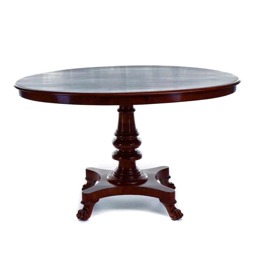 Oválný starožitný stůl Svět pokladů