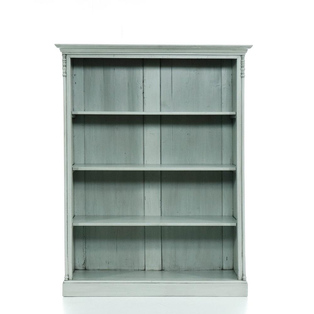 Malované prosklené skříně, vitriny a knihovny Dobrý den, pane nadlesní.