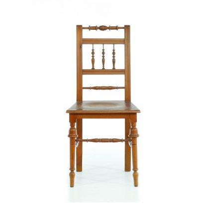 Originální restaurovaná neorenesanční židle.