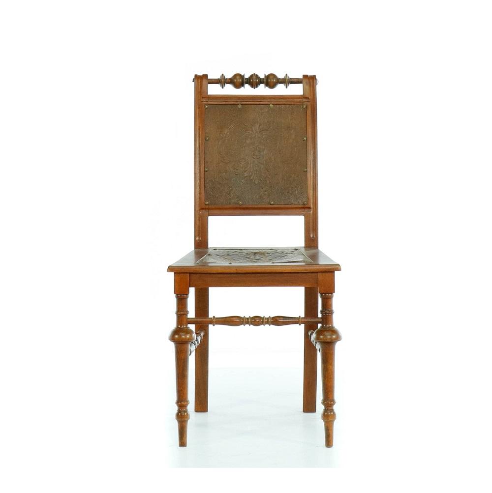 starožitná židle historismus Svět pokladů