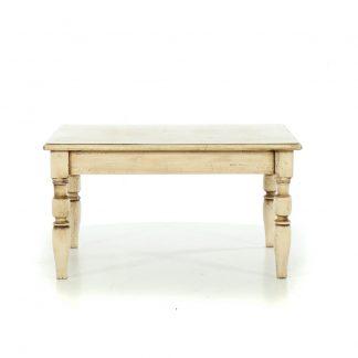 Malované stoly a stolky Patinovaný konferenční stolek.