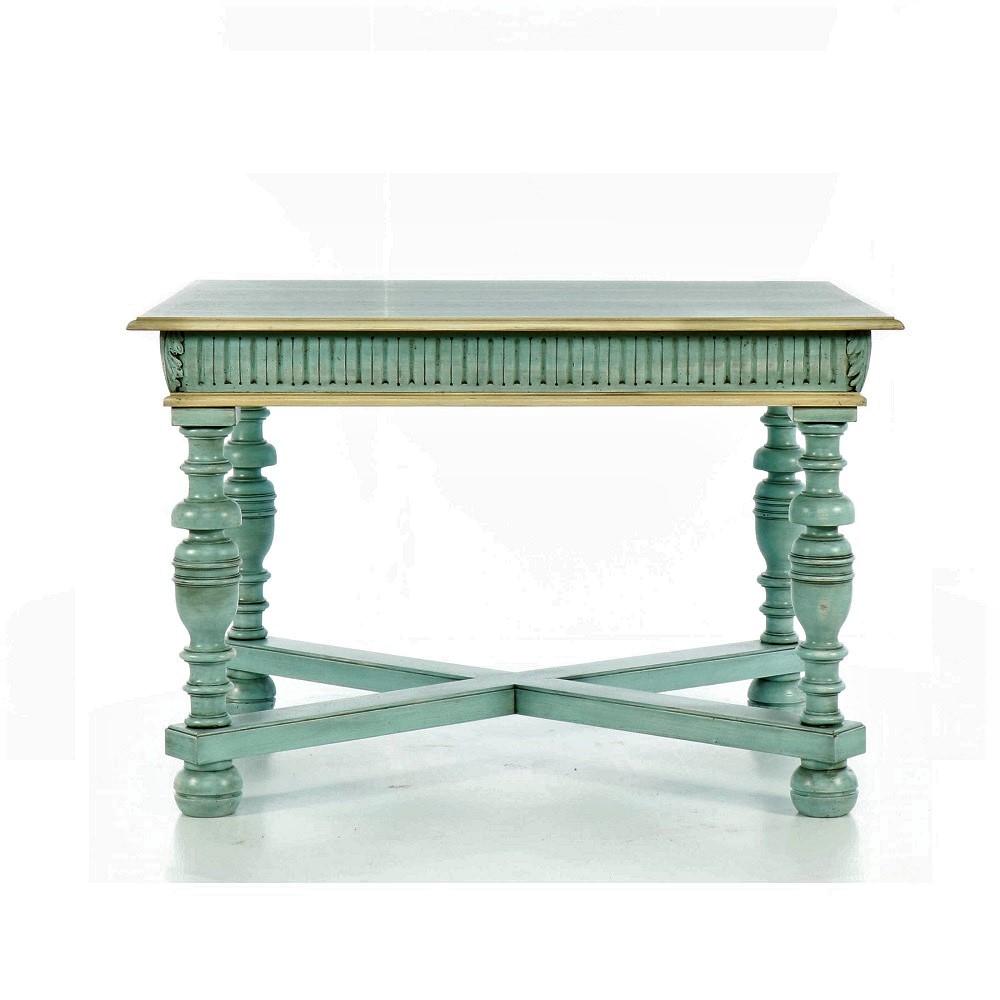 starožitný stůl z masivu svět pokladů