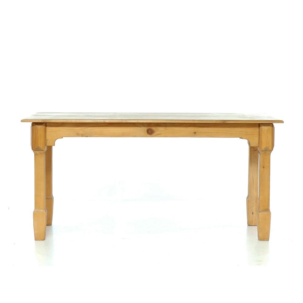 dlouhý stůl z masivu Svět pokladů