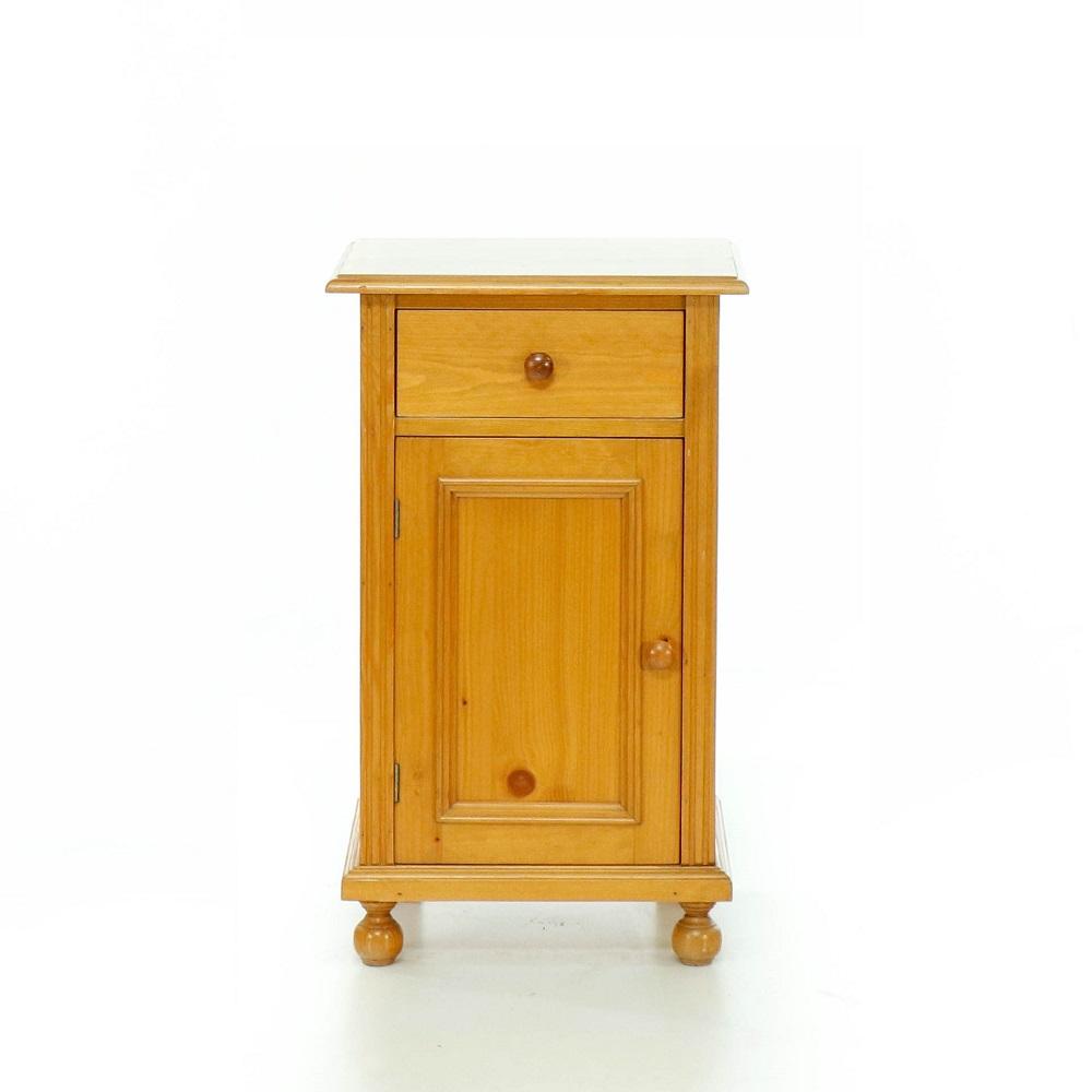 tradiční noční stolek z masivu Svět pokladů
