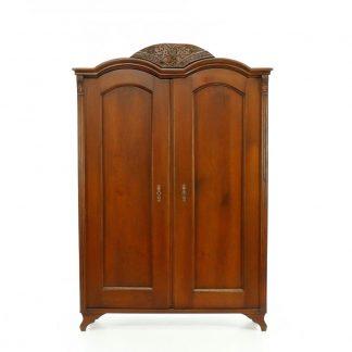 dubová šatní skříň Svět pokladů