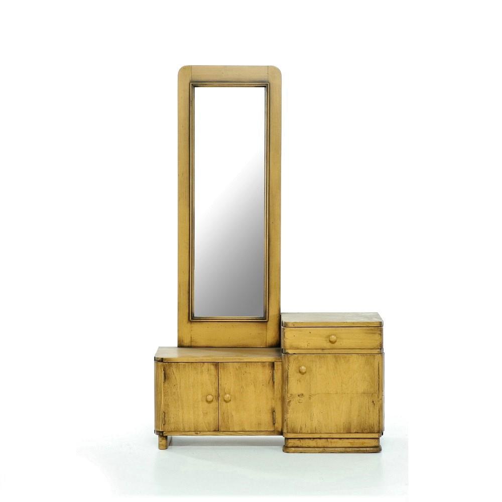 toaletní stolek se zrcadlem Svět pokladů