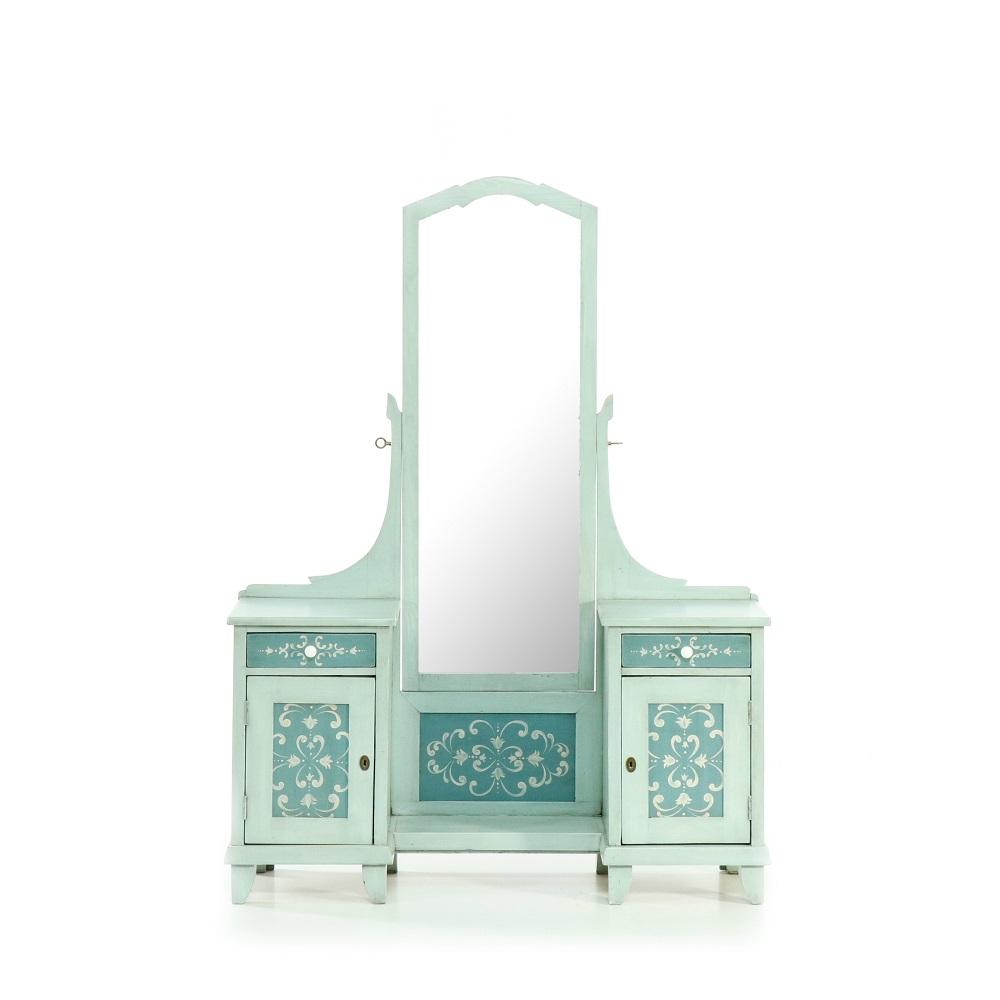 stolek se zrcadlem Svět pokladů
