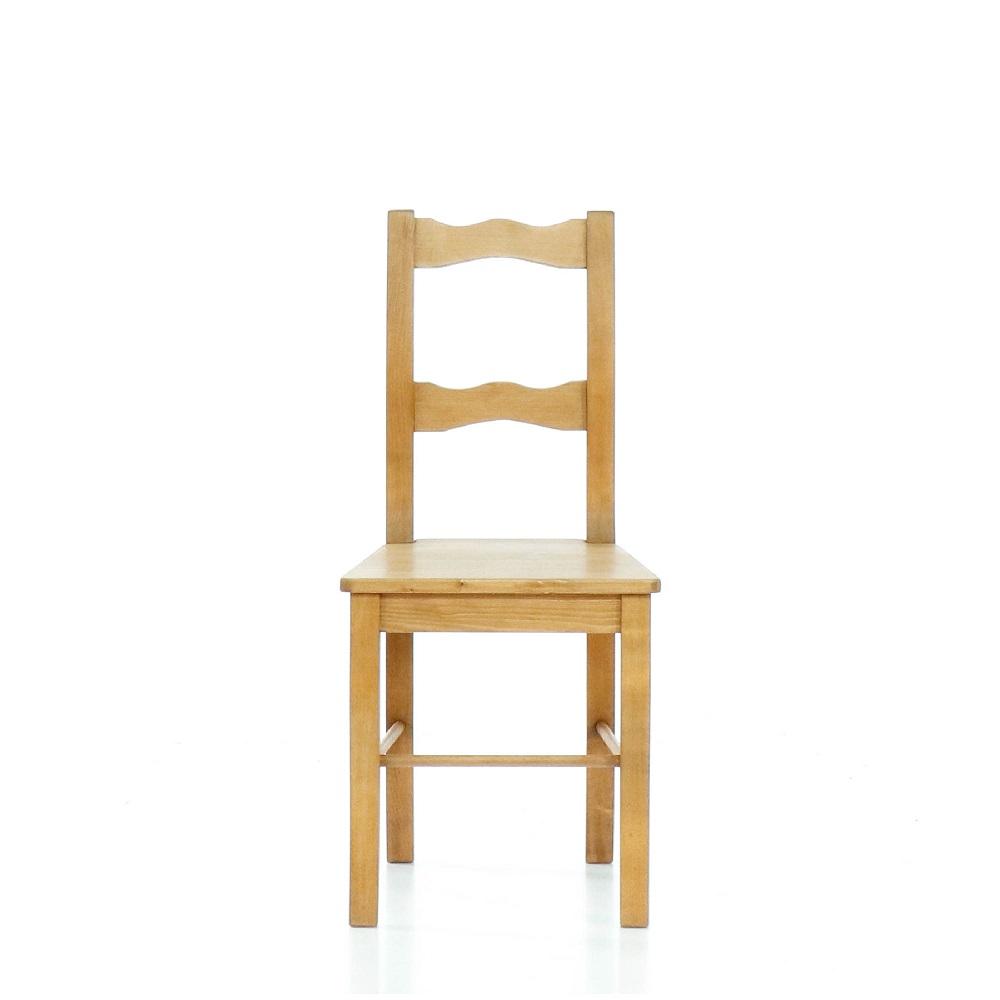 replika židle z masivu Svět pokladů